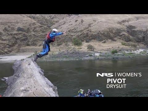 NRS Women's Pivot Drysuit