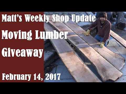 Matt's Weekly Shop Update - Feb 14, 2017