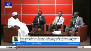 I Am Connected To My People In Gwoza, Senator Ndume Insists -- 04/03/16