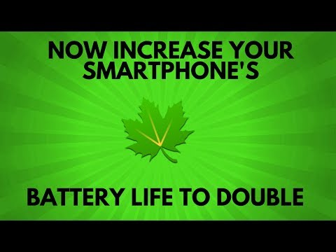 Now Increase Your Smartphone's Battery life to double | Bangla Tutorial | PlayAndrotics