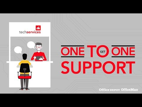 Office Depot Tech Services PC Repair