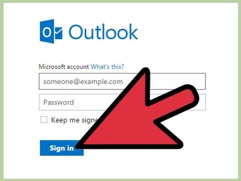 How to open outlook/hotmail account.. bangla tutorials....
