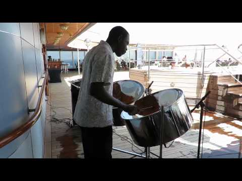 Steel Drums With Kevin Romans #1