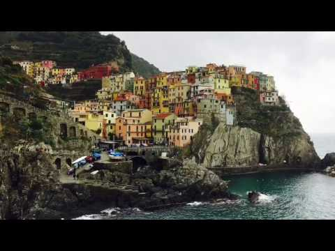 cinque terre - Tale of 5 beautiful villages.