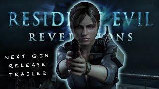 Resident Evil Revelations Next Gen | PS4 & XBONE | August 29th Release Trailer