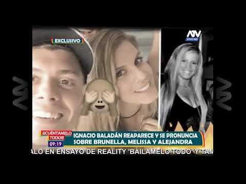 Xxx Mp4 IGNACIO BALADAN DECLARA SOBRE VIDEO INTIMO DE ALEJANDRA BAIGORRIA 3gp Sex