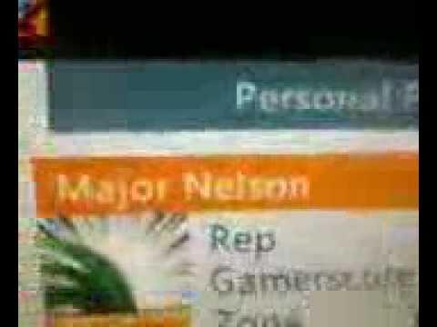Major nelson's xbox live gamertag