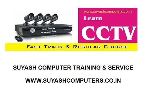 CCTV Training Course in Mumbai Kalyan Thane