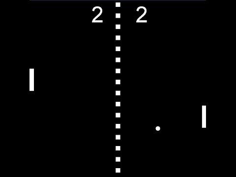 Java Programming Timelapse - Pong
