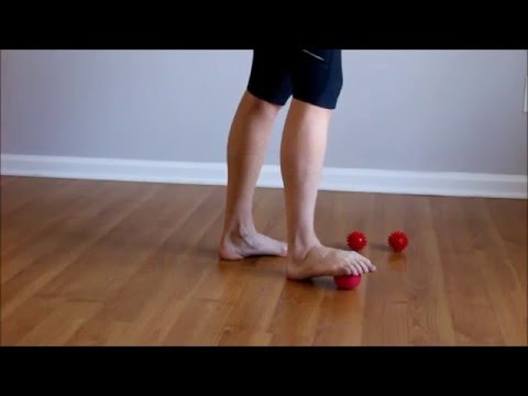 Sore Feet Massage to Relieve Foot Pain and Improve Posture