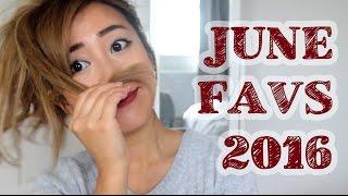 June Favs 2016