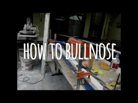 How To BullNoses Tile That Looks Profession by Dave Blake License Tile Contractor