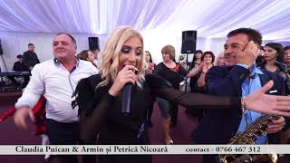 Download Claudia Puican & Armin Nicoara si Petrica Nicoara - Colaj de petrecere - LIVE 2018