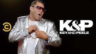 It's Actually Really Hard to Storm Out of an Interview - Key & Peele