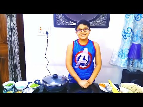 Making Maggi When Mom Is Out | How to make Vegetable Maggi | Maggi