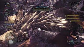 Monster Hunter: World magda potestas great sword