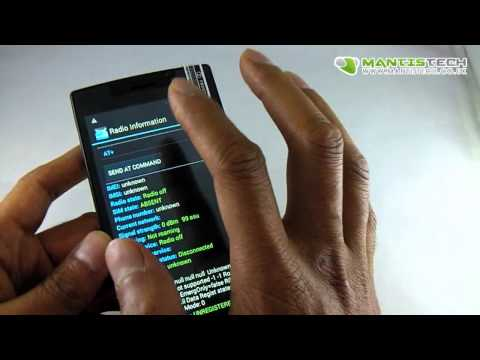 THL IMEI Restore - Chinese MTK 6582 6589 6592 recovery engineer mode 4G 3G THL L969