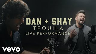 "Dan + Shay - ""Tequila"" Official Performance 