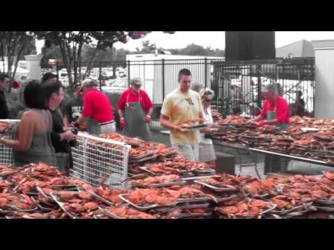 Hammer & Claws Crab Fest, New York, September 7 - 9, 2012