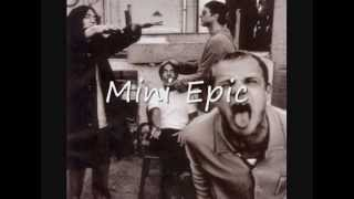 mini epic  red hot chili peppers live