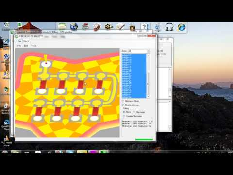 New Super Mario brothers wii Level viewing/exploring/editing Hack