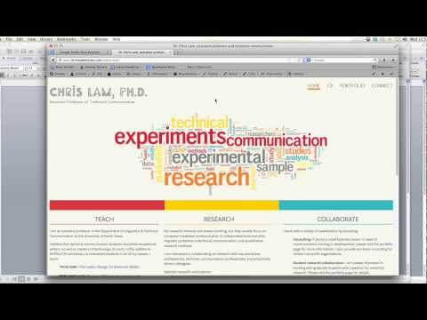 How to add headers, paragraphs, and lists in HTML