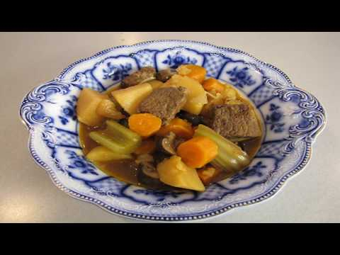 Venison Stew in the Instant Pot