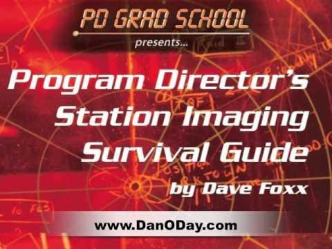 RADIO IMAGING FOR PROGRAM DIRECTORS - DAVE FOXX RADIO PRODUCTION