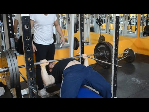 Overlooked Way to Increase Bench Press