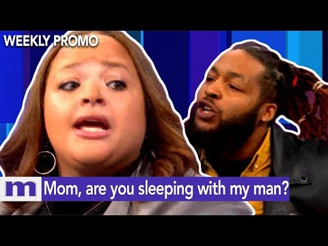Xxx Mp4 Mom Are You Sleeping With My Man Thursday On Maury The Maury Show 3gp Sex