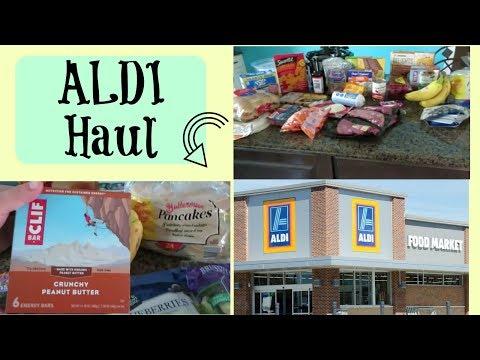 ALDI & Walmart Grocery Haul | April 23rd