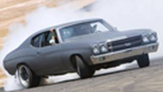 Fast & Furious 4:  '70 Chevelle Rips It Up | Edmunds.com