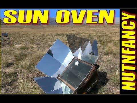 Solar Oven Review:  Free Cooking Energy that Works