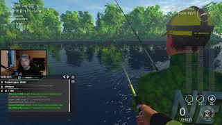 Fishing Planet, PS4, Unique brown trout & Unique Muskie