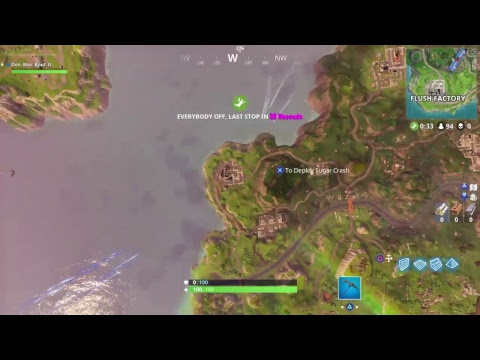 FortNite Trying to finish  season 4Challenges