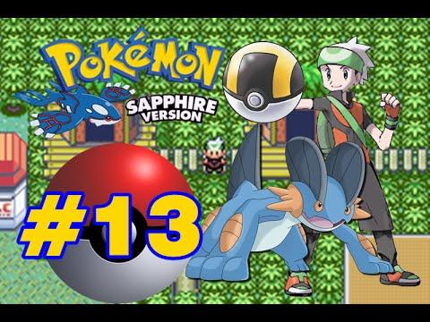Pokemon Sapphire - Part 13 - Fortree City
