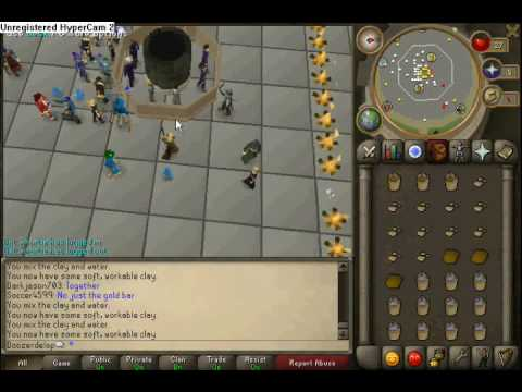 How To Make Money On Runescape.(Non-Member)