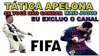 FIFA 20 ESSA TÁTICA É MUITO APELONA, SE VC NÃO GANHAR JOGOS EU EXCLUO O CANAL !