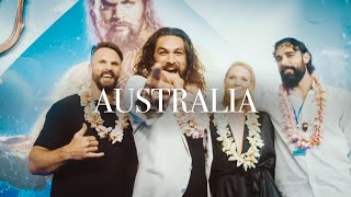 Australia! | Jason Momoa