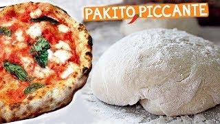 Impasto per PIZZA NAPOLETANA Originale | Carlitadolce Cucina - Homemade Italian Pizza