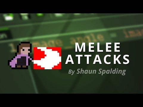 GameMaker - Melee Combat Tutorial