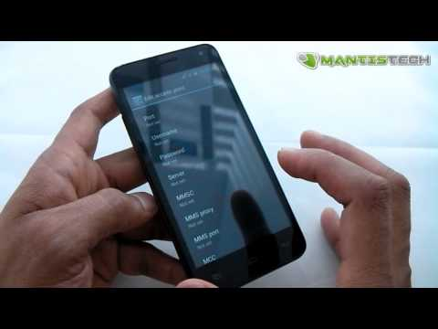 Three 3 UK Android APN Settings Dual Sim Smartphone 3G Data Setup