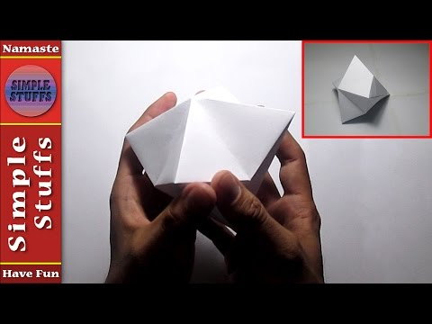 How To Make Diamond From Paper | Simple and Easy
