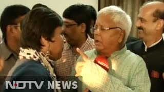 Exclusive: 'PM Modi should quit and go back to Gujarat,' says Lalu