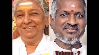 Great 10 Tamil Songs Of Janaki With Ilayaraja Vol 2 Slow Sad Songs