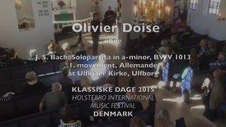 2015 Olivier Doise Bach