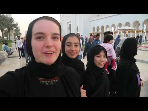 NYU Abu Dhabi: Candidate Weekend - Class of 2022