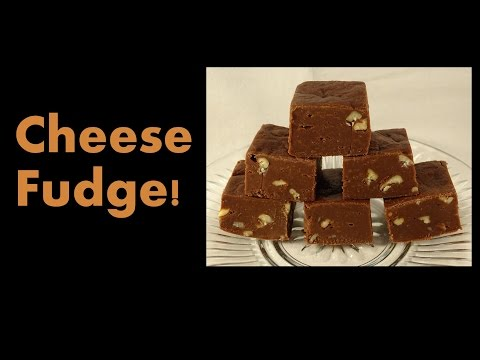 Velveeta Cheese Chocolate Fudge! Good (I promise) -with yoyomax12