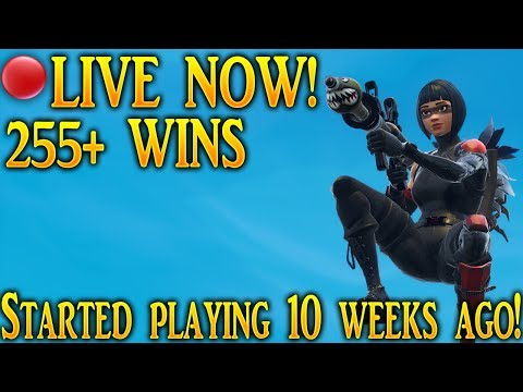 Fortnite // Chiropractor // 245+ Wins, started playing 8 WEEKS AGO!