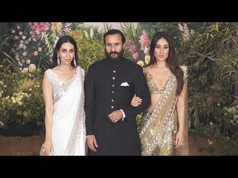 Xxx Mp4 Kareena Kapoor Saif Ali Khan Karishma At Sonam Kapoor 39 S Wedding Reception 3gp Sex